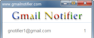 Gmail login in one click
